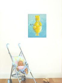 1000 images about my style on pinterest marquis toile for Tableau ourson chambre bebe