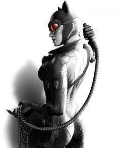 Catwoman - Pictures & Characters Art - Batman: Arkham City