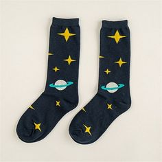 Asian Style Fashion — Moon and star items socks  |  backpack  | ...
