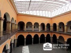 EL MEJOR HOTEL EN PUEBLA. En el Ex Convento de San Juan, se aloja la Casa de Cultura de Puebla. Aquí, se realizan distintas exposiciones y conferencias, así como eventos de danza, música, teatro, entre otros. En Best Western Real de Puebla, le invitamos a hospedarse en nuestras instalaciones para disfrutar de la diversidad cultural que le ofrece nuestro estado. #elmejorhotelenpuebla