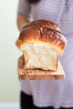 No Knead Hokkaido Milk Bread-15