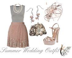 """Summer Wedding"" by mirandablair85 on Polyvore"