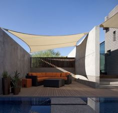 Pergola Sofa Ideas | Pergolas / Gazebo (shared via SlingPic)