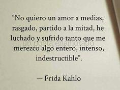 Cute Quotes, Sad Quotes, Best Quotes, English Quotes, Spanish Quotes, Frida Quotes, Book Passage, Broken Love, Quotes En Espanol