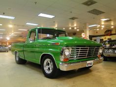 1967 Ford F100 Short Bed Pickup Truck for sale: photos, technical ...
