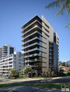 Arvia Apartments at Rainbow Bay on Behance