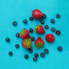 Foods that Fight Stress and Boost Your Mood - Berries: Stress Fighter