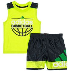 Adidas Babyboys 2-Piece Sleeveless Athletic Top & Shorts Set Bright Green by adidas Take for me to see Adidas Babyboys 2-Piece Sleeveless Athletic Top & Shorts Set Bright Green Review You are able to purchase any products and Adidas Babyboys 2-Piece Sleeveless Athletic Top & Shorts Set Bright Green at the Best Price Online with(...)