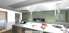 Unable to visualise your dream kitchen? With Queenline Kitchens 360 panoramic view you don't have to!