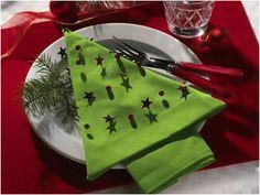Top 10 Christmas Napkin Folding Tutorials