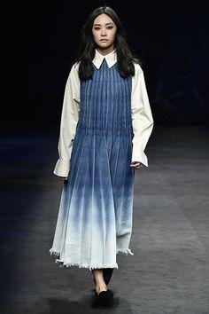 Vogue.com | Seoul Collection 2015 F/W kiok