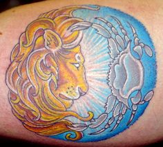 Tattoo for Hubby, I and baby.  Would do it MUCH smaller though and different colors.