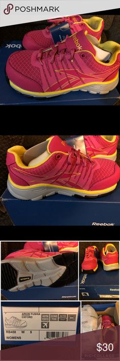 Reebook Work Tennis Shoes