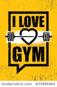 I Love Gym. Inspiring Workout and Fitness Gym Motivation Quote Illustration Sign. I Love Gym. Inspiring Workout and Fitness Gym Motivation Quote Illustration Sign. Gym Motivation Quotes, Sport Motivation, Gym Motivation Wallpaper, Workout Motivation, Logos Gym, Gym Logo, Diabetes Treatment Guidelines, Diabetic Dog, Sports Memes