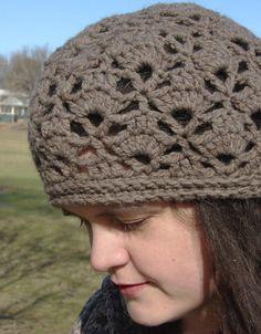 Nice hat pattern I will definitely try it.