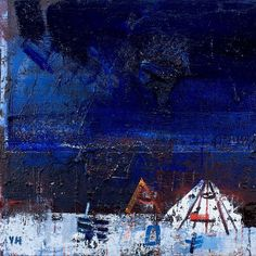 Painting by Yngve Henriksen 2013