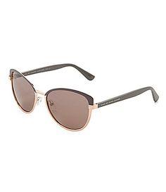 Marc By Marc Jacobs TwoTone Cateye Sunglasses #Dillards