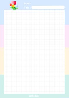 Memo Template, Notes Template, Cute Notes, Good Notes, Memo Notepad, Note Doodles, Note Memo, Notebook Paper, Journal Paper