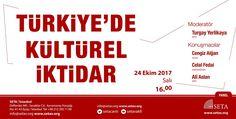 RT @setavakfi: SETA İstanbul 24 Ekim Salı gübü önemli bir etkinliğe ev sahipliği yapacak: https://t.co/osEvMbaBem https://t.co/fsZF3XkBp0