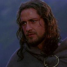 Gerard Butler as Beowulf.