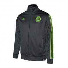 Chamarra Adidas Fútbol Selección Mexicana. Selección Nacional de México 5c94471ead1e2