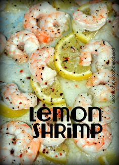 Lemon Shrimp with It