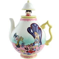 Have a tea party as you recall your favorite  scenes from the classic 1951 Disney film!