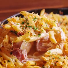 # Food and Drink dinner ideas Chicken Cordon Bleu Skillet Pasta Recipes, Dinner Recipes, Cooking Recipes, Cooking Hacks, Drink Recipes, Spareribs, Vegetarian Recipes, Healthy Recipes, Healthy Cooking