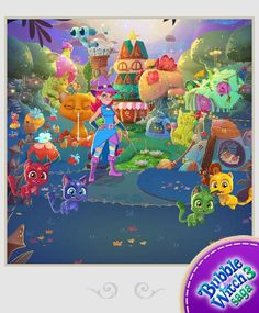 Bubble Games, Princess Peach, Witch, Bubbles, Disney, Movie Posters, Fictional Characters, Art, Gaming