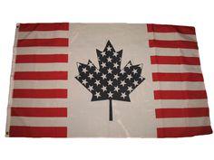Usa Us American Canada Canadian Friendship Flag Grommets Premium Canadian Quilts, American Quilt, E Bay, Quilt Blocks, Cake Decorating, Friendship, Flag, Canada, Fabric