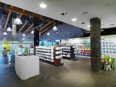 mobilier pharmacie Lazzarin