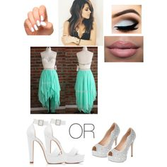 PROM!!!!<3 by purplepoponedirection on Polyvore featuring polyvore, fashion, style, Lauren Lorraine and Forever New