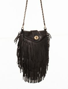 Fringed Crossbody Purse from THELIMITED.com