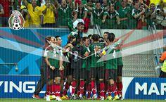 México se Instaló en los Octavos de Final de la Copa del Mundo