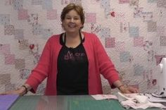 Falling Charms Quilt Tutorial – Quilting With Charm Packs