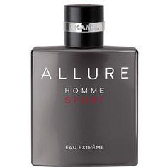 Chanel Allure Homme Sport Eau Extrême Eau De Toilette Concentrêe