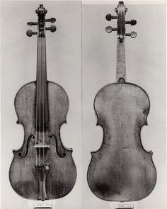 Violin made by Giovanni Grancino, 1698