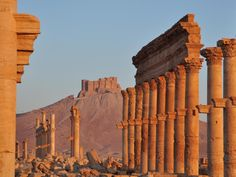 A second ancient temple at Palmyra has been razed