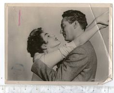 Peter Finch, Kay Kendall Simon and Laura  Movie Photo ORIGINAL