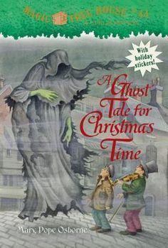 The Paperback of the A Ghost Tale for Christmas Time (Magic Tree House Merlin Mission Series by Mary Pope Osborne, Sal Murdocca Childrens Christmas Books, Childrens Books, Christmas Carol, Christmas Time, Christmas Ghost, Magic House, Magic Treehouse, Treasure Island, Chapter Books