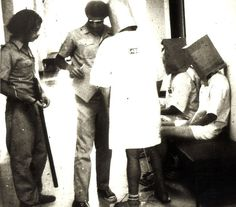 The Stanford Prison Experiment is a fascinating study which had to be ended after just 6 days because many of the participants became sadists.