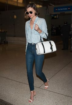 All the Times Miranda Kerr Gave Us Outfit Goals via @WhoWhatWearAU