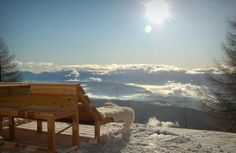HOTEL 12 | AUSTRIA... one of the best views on the Carinthian mountains.