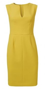 Jurk Supri Plated Yellow | Dresses Only @taylormanlangit. Is this what you mean