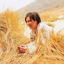 k.d. lang, country & western singer