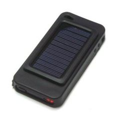 Five iPhone Portable Solar Chargers for Traveling Needs
