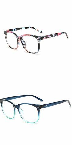a67f6dc2af0 eyewear female men brand eyeglasses frame acetate optical frame glasses  frame woman decorative mirrors Plain mirror