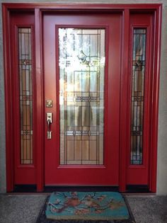 Folsom Ca Folsom Resident Replaced Their Front Door With Renewal By Andersen Spruce Up Your Curb Appeal Energy Efficient Windows Window Replacement Folsom