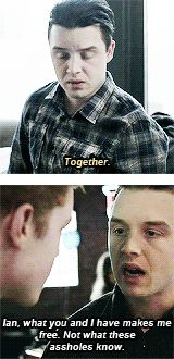 Gallavich <3 can I please have you?