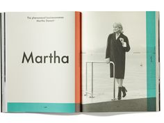 double spread from The Gentlewoman Magazine issue 8 / art directed by Veronica Ditting